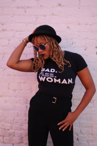 "The ""BADDIE"" Women's short sleeve t-shirt"