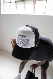 Conison S/S Trucker Cap - Conison