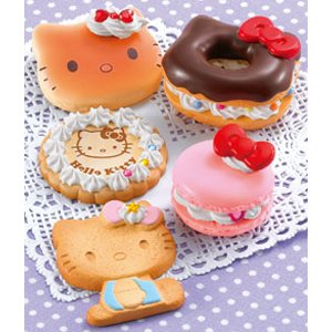 Sanrio Hello Kitty Whipple Kit close up