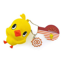 Big Chickirars Ramen Squishy with Rubber Tag