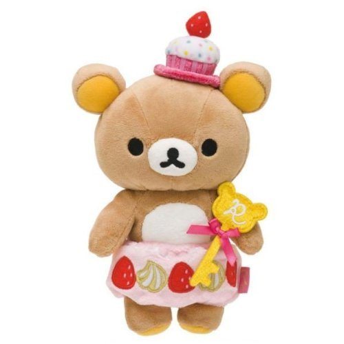 2011 Rilakkuma Sweets Plush Dolls Medium
