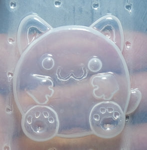 Maruneko Club Resin Mold close-up