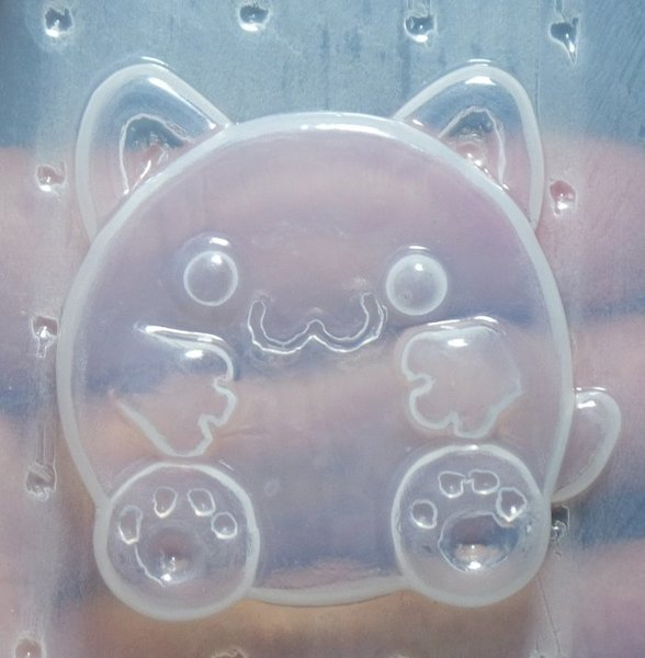 Maruneko Club Resin Mold!