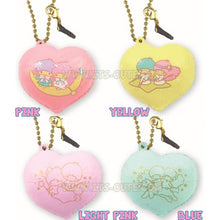 Cute Little Twin Stars Heart Macaron Squishy Mascot!