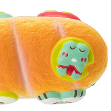 Sanrio Japan Exclusive Bakery Character Panini Sandwich Squishy