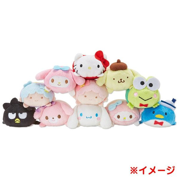 2014 Sanrio Japan Exclusive Tsum Tsum Character Dolls