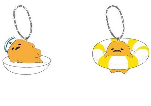 Rare Gudetama Marine and Float Squishy