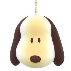 Peanuts Snoopy Face Bun Squishy