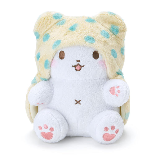 Sanrio Mitsumoribaba Balloon Series Plush Doll front