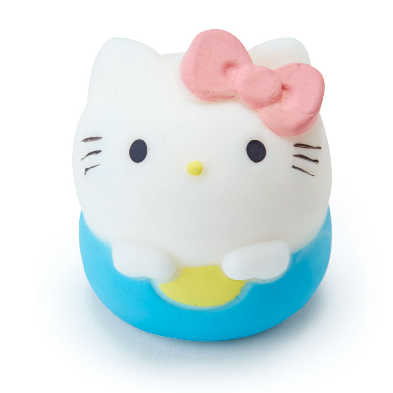 Sanrio Japan Mochi Mochi Odang Wind Squeeze Squishy Toy!