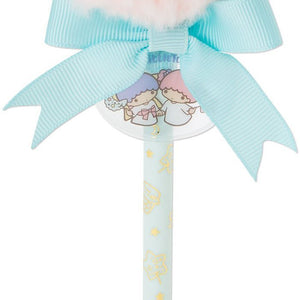 Little Twin Stars Cotton Candy Pen close up