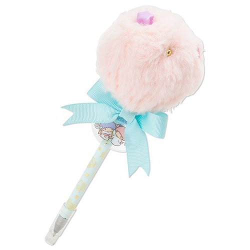 Little Twin Stars Cotton Candy Pen Front