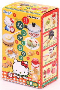 Re-Ment Hello Kitty Old Sweets Figure Blind Box