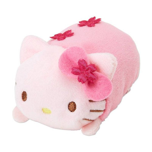Sanrio Smiles Japan Cherry Blossom Tsum Tsum hello kitty