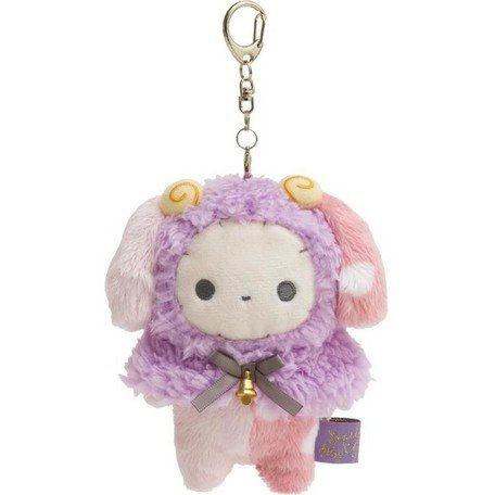 Sentimental Circus Sleeping Forest Dreamer Small Plush Doll chain