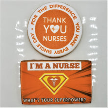 Load image into Gallery viewer, Nurses are Superheroes Cookie Gift Box