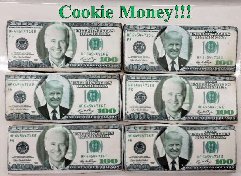 Presidential Cookie Money