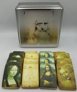 The DaVinci Cookie Box / Museum Cookie Box