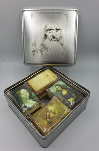 The DaVinci Cookie Box / Any Museum Cookie Box