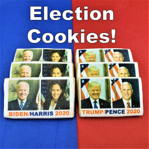 Presidential Election Cookies 2020