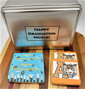 Graduation Cookie Boxes!