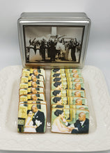 Load image into Gallery viewer, The Personalized Sweetheart Photo Cookie Box