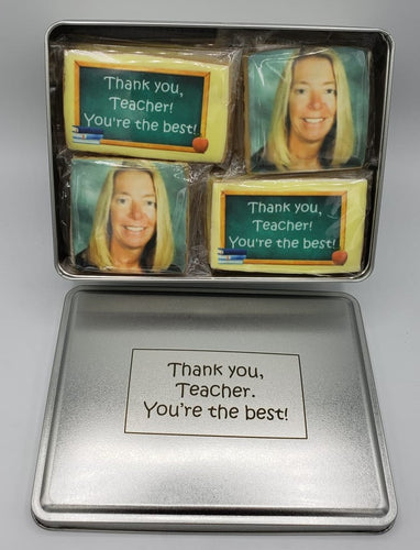 The Teacher Appreciation Cookie Box