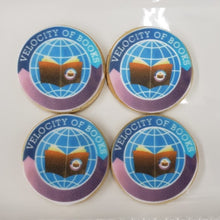 Load image into Gallery viewer, Quantity Custom Logo Cookies to Celebrate Your Business or Organization, Any Shape