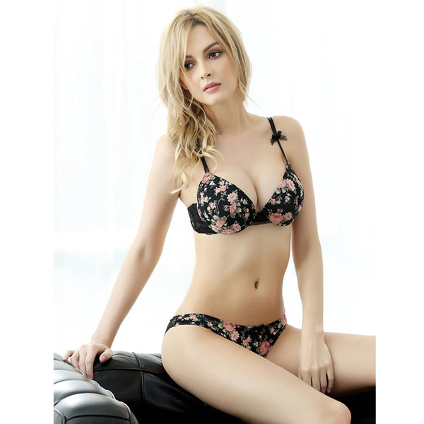 6a8b856f04 Romantic Lace Women Underwear VS Bra – Innerladies
