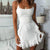 Boho Beach Party Ruffles Dress