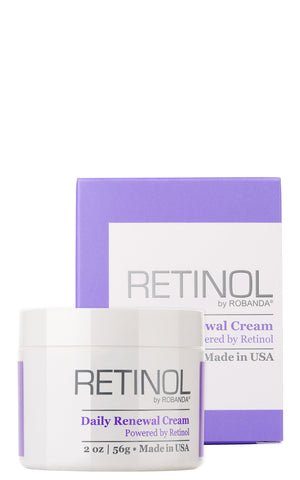 Daily Renewal Cream - Retinol by Robanda