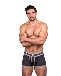 Steve Grand wearing GRAND AXIS boxer brief underwear