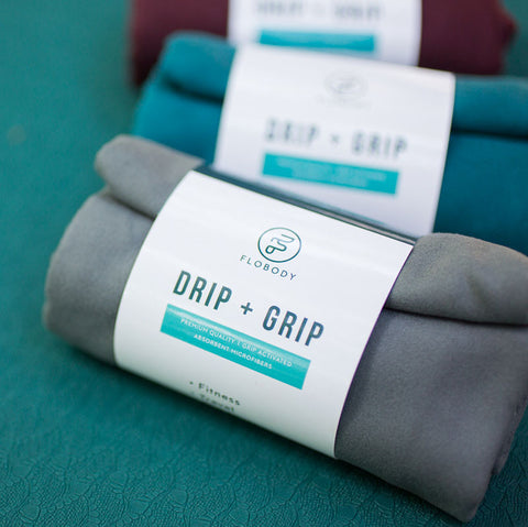 Drip + Grip Sweat Towel