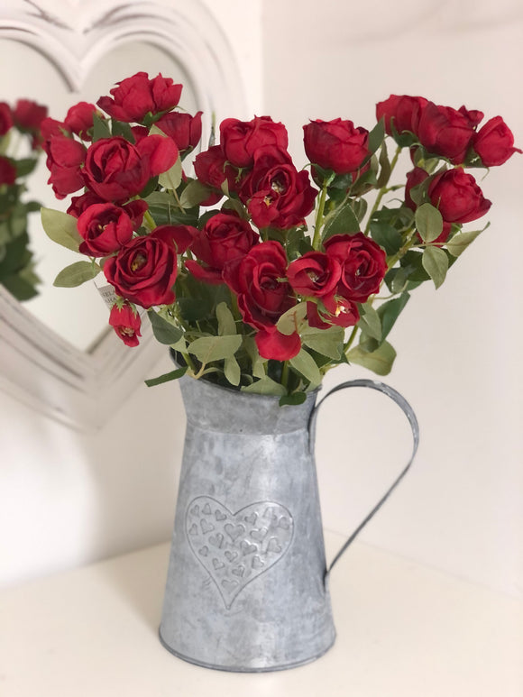 Red Rose (Bunch) 44cm