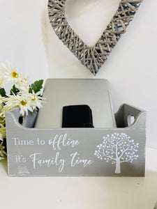 Family Off Line Crate