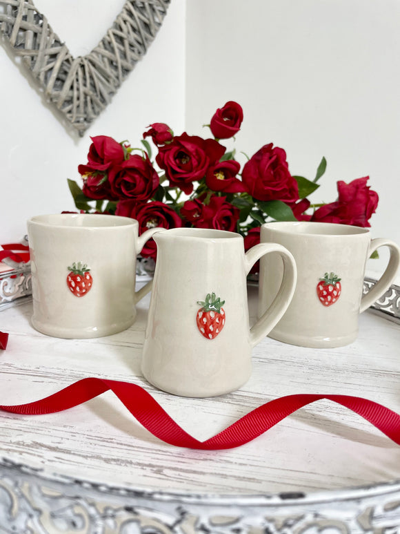 Mini Strawberry Collection (sets or singles)