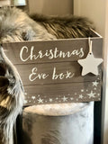 Wooden Crate Christmas Eve Box