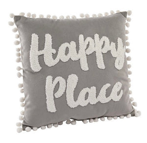 Happy Place Cushion