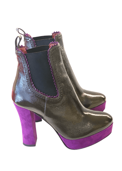 Ankle Boots Ginza Taupe | Dimario Italian Shoes - Perth WA