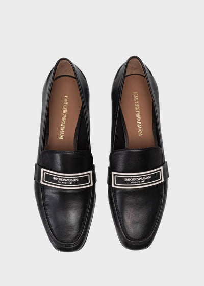Dimario Shoes Perth WA Emporio Armani - Lords Moccasin [X3A075XF348R5]