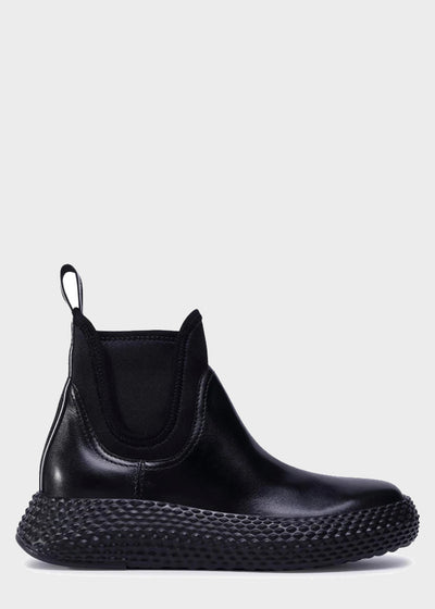Emporio Armani - Ankle Boot Calf Leather