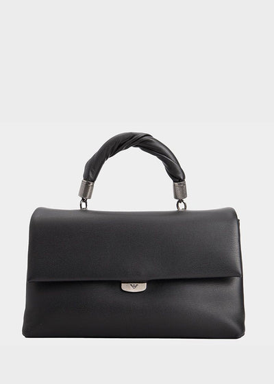 Emporio Armani - Shoulder Bag in Black [Y3E169]