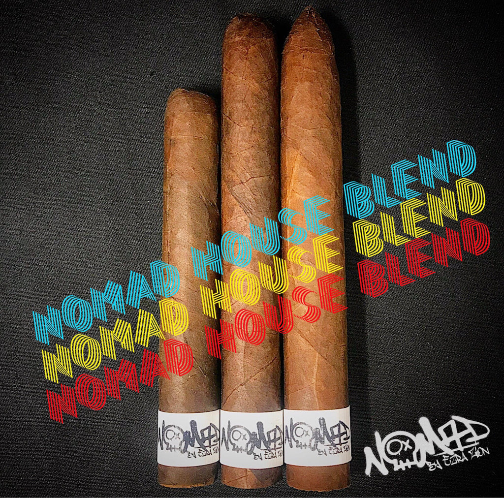 NOMAD BY EZRA ZION HOUSE BLEND