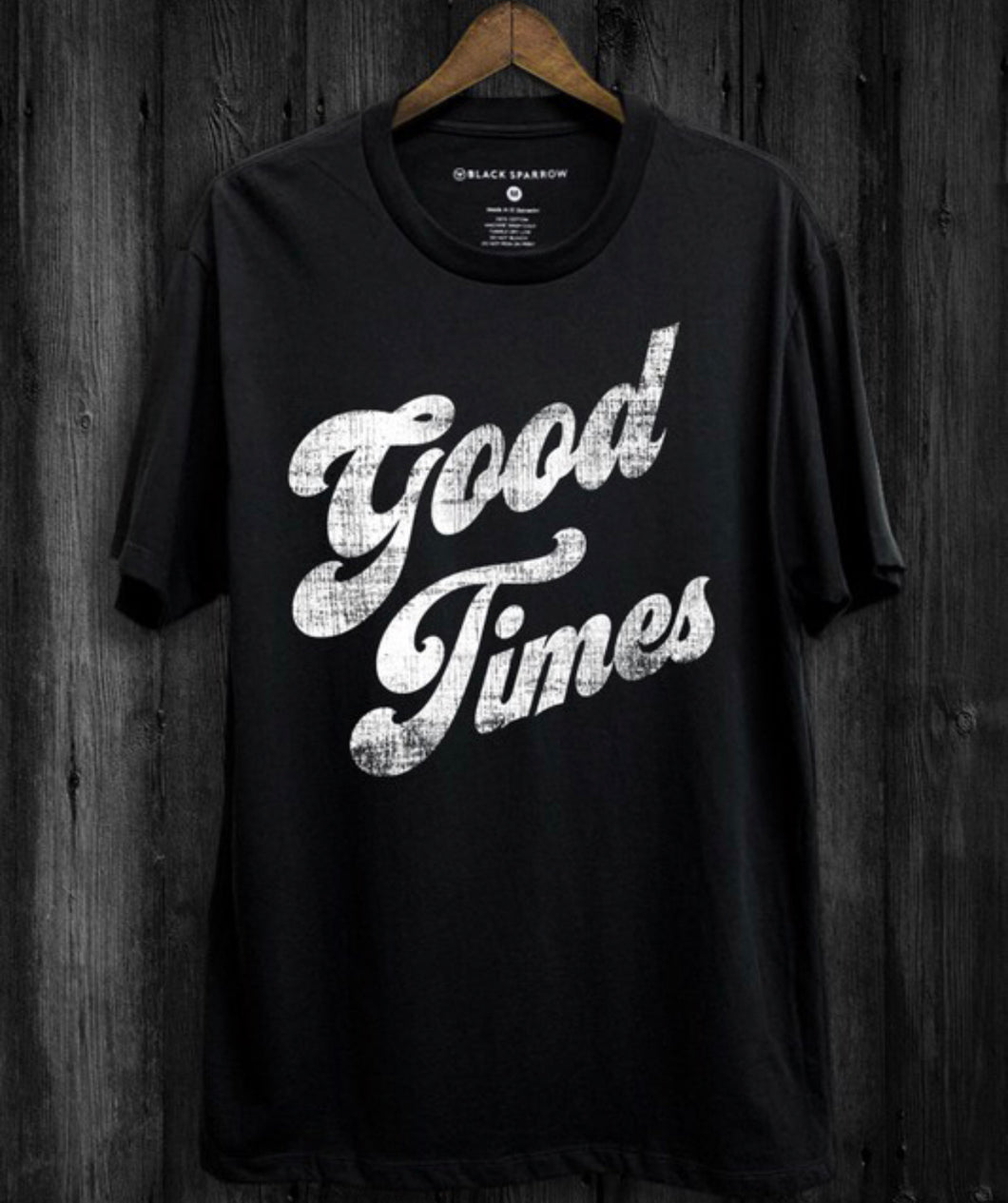 Good Times Graphic Tee