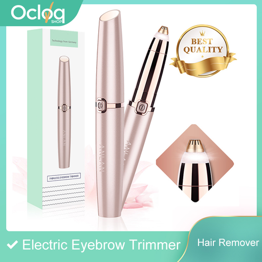 I-BROW™ - Electric Eyebrow Trimmer