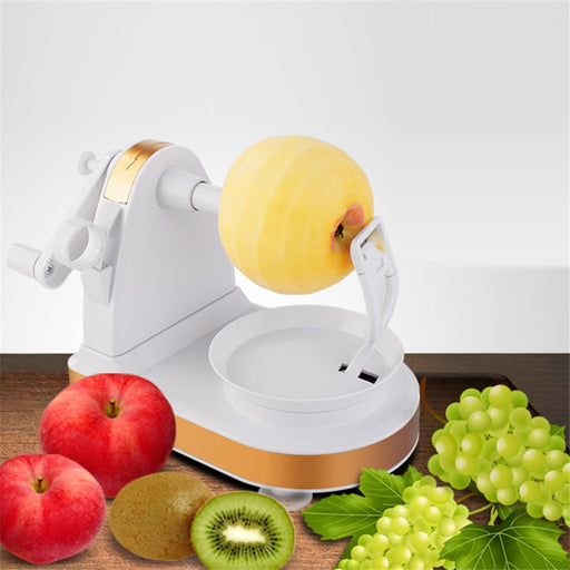 Manual Fruit Peeler Machine Cutting Apple Artifact Kitchen Tool - Ocloq Shop