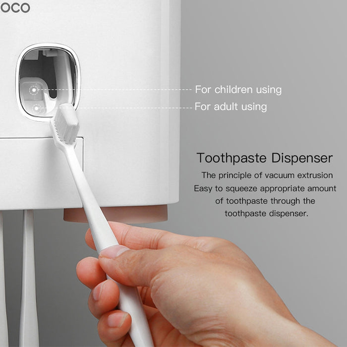 Toothpaste Squeezer Automatic Dispenser Holder