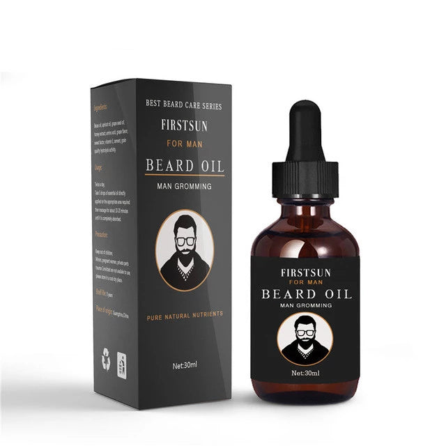 Natural Organic Men Beard Growth Oil - Ocloq Shop