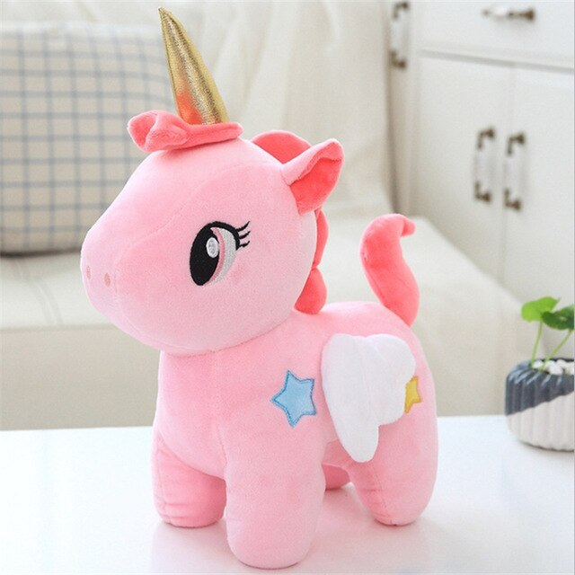 Unicorn Plush Toy - Ocloq Shop