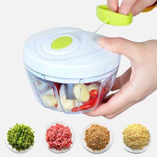 Multifunction Vegetable Fruit slicer Manual Meat Grinder